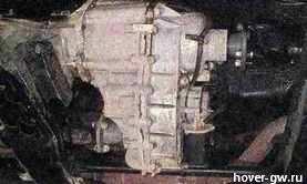 Технические характеристики трансмиссии Great Wall Hover (Haval H5, H3 Ховер)