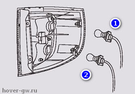 Схема предохранителей ховер н3 на русском