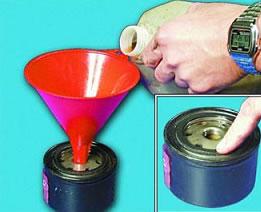 Уплотнитель свечного колодца  SMD198128 Hover купить в Балашихи в интернет-магазине KITZAP.